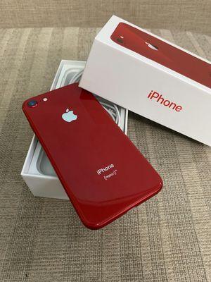 Iphone 8 64gb Quốc Tế màu đỏ fulbox BH fPT 8/2021