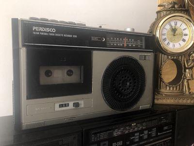 Radio Cassette recorder TRK-5200