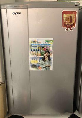 Tủ lạnh sanyo mini 93l miễn phí giao hàng