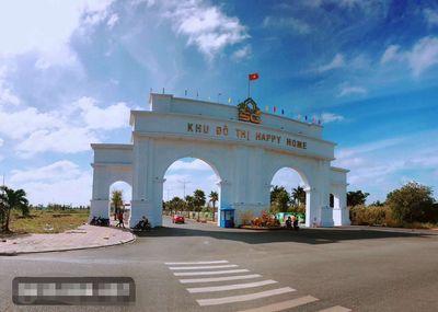 Nền góc chính chủ tại khu đô thị Happy Home Cà Mau
