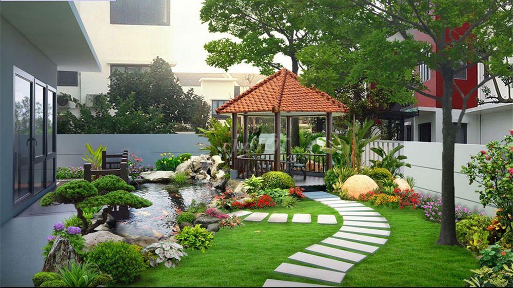 Cung cấp và trồng cây xanh trọn gói