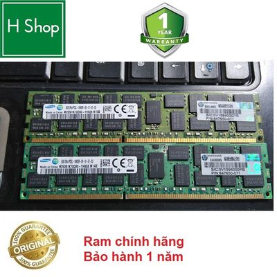 Ram Server DDR3 32GB, 16GB, 8GB ECC REG bus 1866
