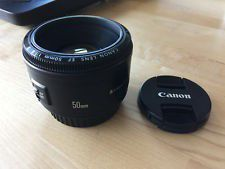 Len Canon 50mm F1.8 II new 99% cần bán