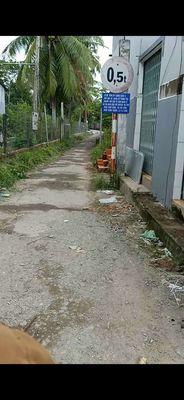 Mặt tiền sông Hàm Luông, Đường ô tô nhỏ, Thanh Tân