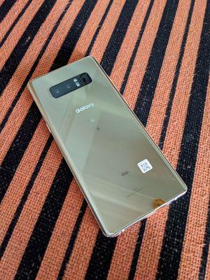 Samsung note 8 quốc tế 64gb