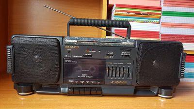 Sharp Radio Cassette GF-339Z
