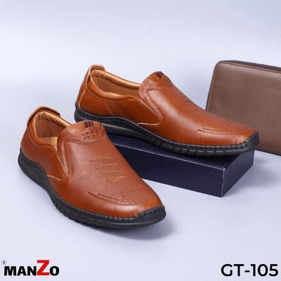 [Da Thật] Giày Lười Nam Giá Rẻ