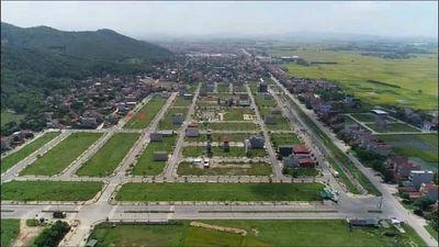 Cơ hội sở hữu đất nền Khu đô thị Lạc Phú 1