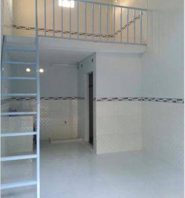 Nhà Hà Huy Giáp ,DT 3x5 gác lửng ,Khu an ninh