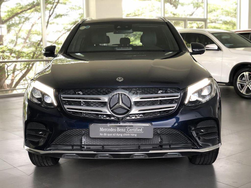 Mercedes-Benz GLC300 Cũ, đi lướt 19 km, ƯU ĐÃI