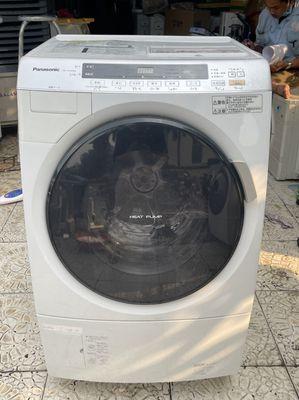 Máy giặt nội địa panasonic vx3000 sấy block 9kg