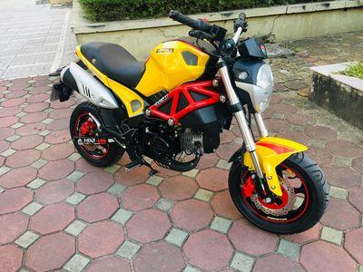 Ducati Monster110 cc chính chủ đập hộp 2019chay ít