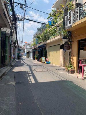 Bán nhà Hẻm 4m Phan Đăng Lưu Phú Nhuận,45m2, 5.6tỷ