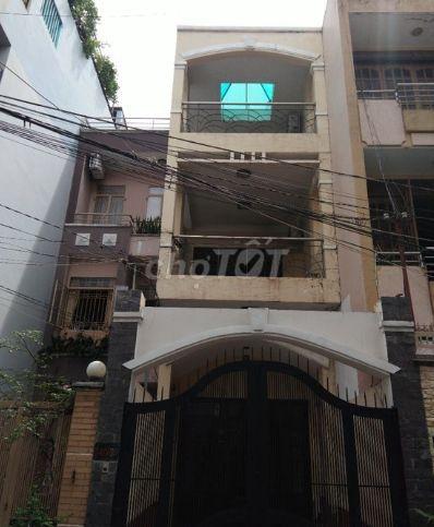 Bán nhà để đầu tư đường Phan Văn Trị Bình Thạnh SH