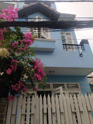 Bán nhà 3 tầng Lê Quang Định p5 Bình Thạnh 44m2