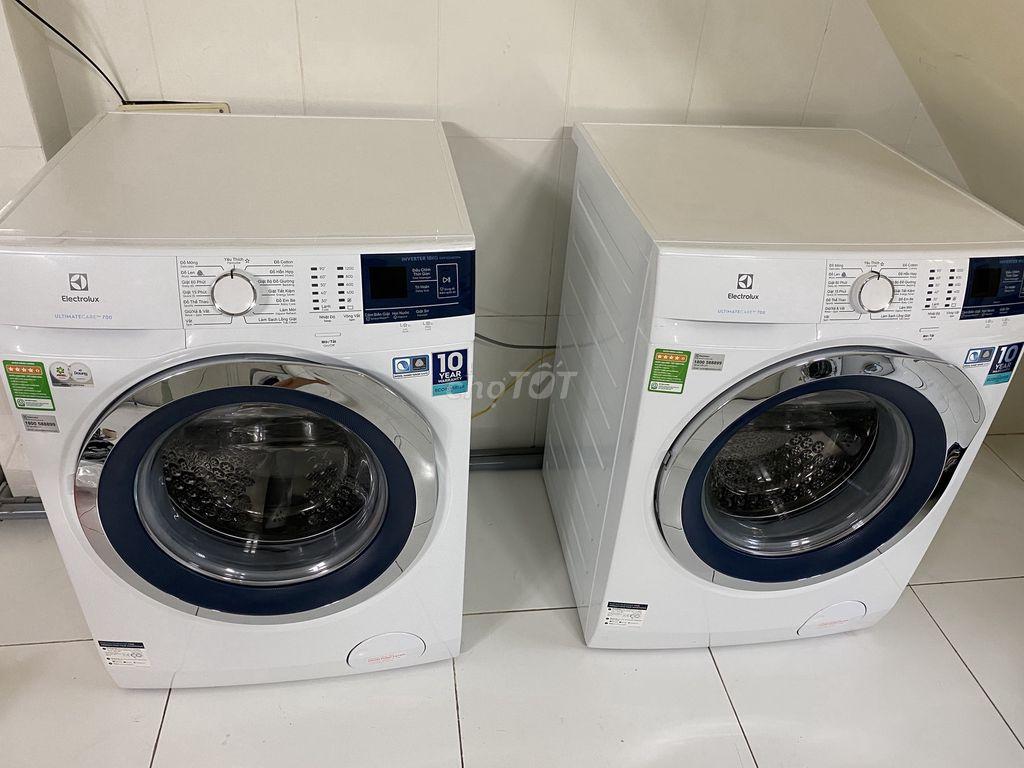 0905821945 - Giặt sấy bằng nước giặt, xả chính hiệu Omo, Ariel,