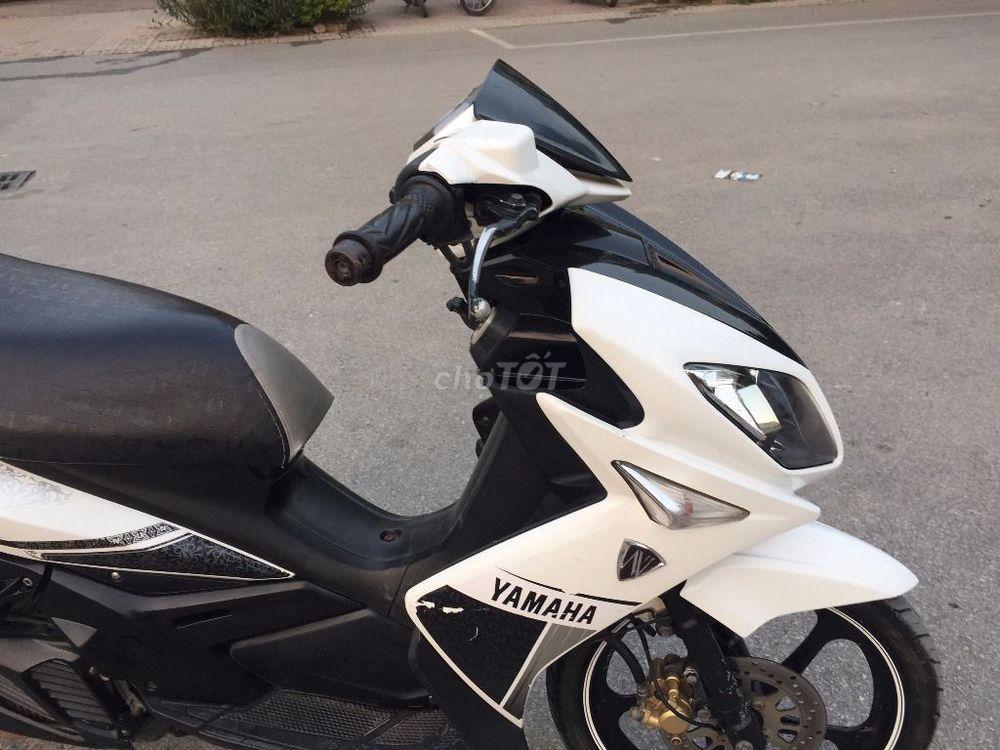 Nouvo lx 135 trắng đen nguyên bản chính chủ-212