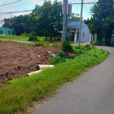 Đất mặt tiền Cây Bài 5x25m,sổ hồng riêng,đường 12m