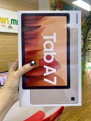 Samsung Galaxy Tab A7 chính hãng new full box vàng