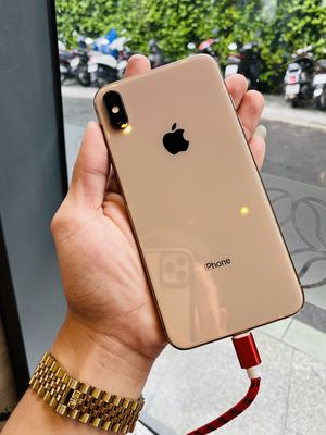 iPhone XS MAX 64GB GOLD QT ZIN ALL KENG GIAO LƯU