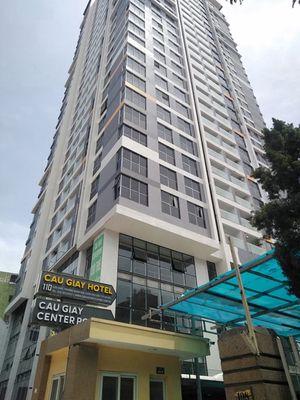 Chính chủ bán căn hộ 606 chung cư 110 Cầu Giấy