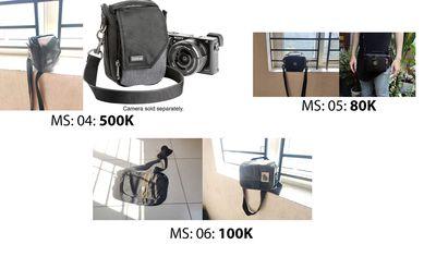 Dọn nhà thanh lý 1 loạt túi, balo máy ảnh laptop