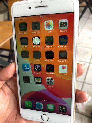 Apple iPhone 7 plus 32 GB vàng gold Vân tay Mã VN8