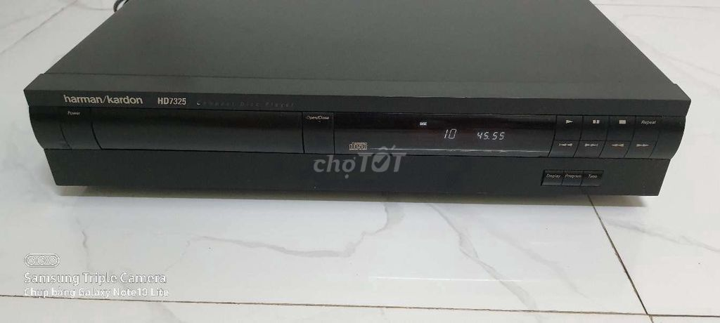 0912880612 - CD HARMAN/KADON HD7325