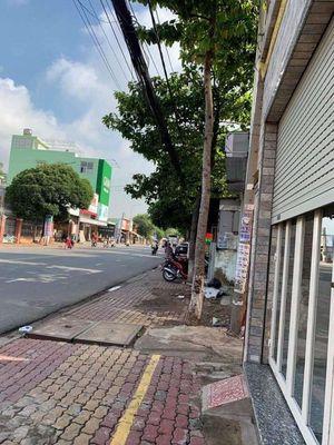 Cần bán nhà mằt tiền Nguyễn an ninh TP dĩ an