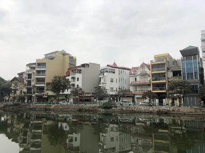 Ở + KD, MP Ôtô HỒ ĐẮC DI, Sống mặt nước hồ Xã Đàn