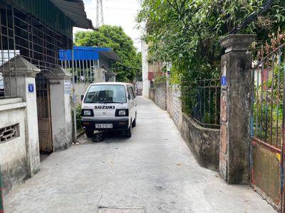 Bán 57m2 đất Quỳnh Cư, Hùng Vương giá 710 triệu