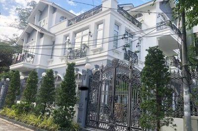 Biệt thự Tây Hồ 2 mặt phố Quảng Khánh, Quảng An DT