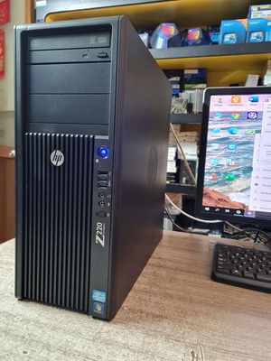 Workststion HP z220CMT: E3-1240v2, 16GB, 1050Ti 4G