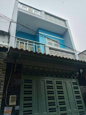 Nhà hẻm 5m Đường số 4 - Gò Xoài,dt 4x13 giá 2,65ty