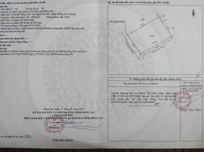 Bán 1 Sào 3 Giá 800 Triệu Tại Xã Xuân Tây