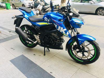 Suzuki GSX 150 S màu xanh biển HN chính chủ 2018