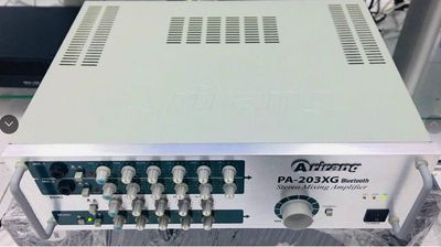 Amply Arirang PA-203XG Bluetooth New Model 2020