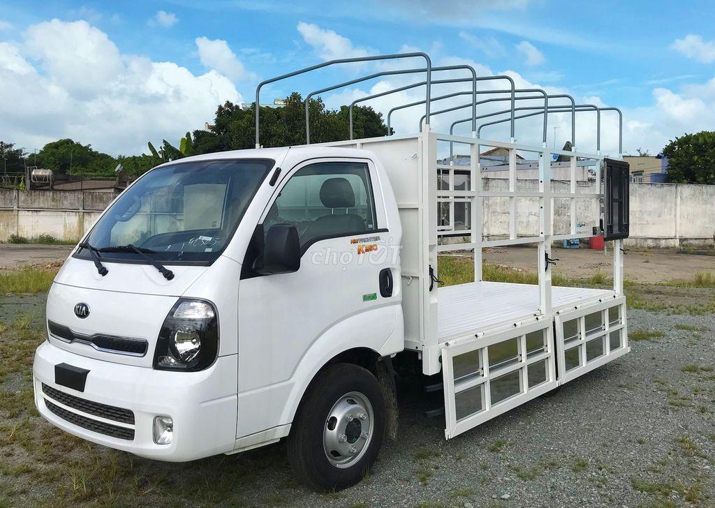 Bán Xe Tải Thaco KIA K250 mui bạc tải đến 1t9