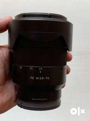 Sony zeiss 24 70 f4 full frame