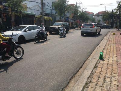 Mặt tiền đường Lý Thường Kiệt, phường Phú Cường