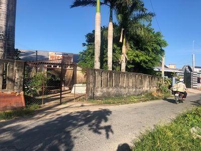 Bán xưởng và đất hai mặt tiền gần khu happy home
