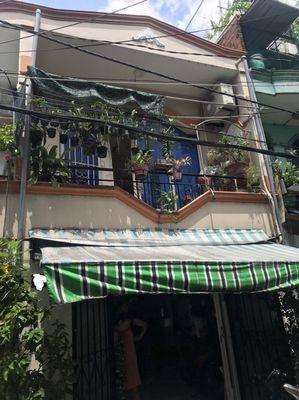 Chínhchủ bán nhà 4x12 Tôn Thất Hiệp gần chợ PhúThọ
