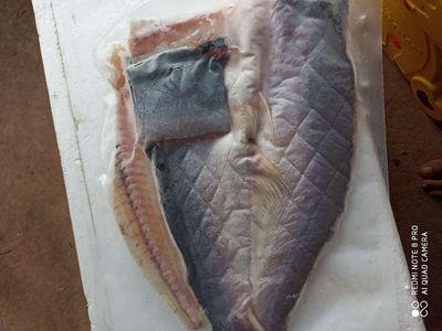Khô cá dứa va cá lù dù một nắng Cần Giờ bao ngon