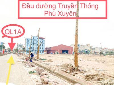 Nhượng lô đấu giá Truyền Thống, Phú Xuyên