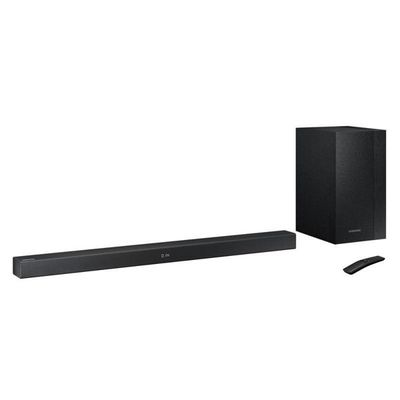 Loa thanh soundbar Samsung 2.1 HW-M360/XV còn BH.