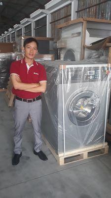 bán máy giặt công nghiệp OASIS 20kg tai Saigon