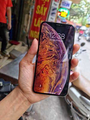 Apple iphone Xsmax Lock 64gb Gold đẹp 99% pin 91%