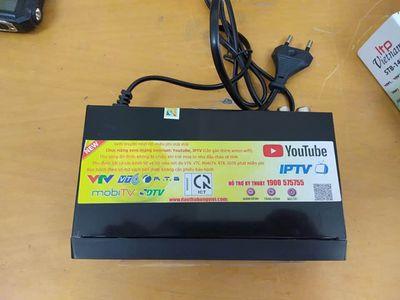 Đầu thu DVB T2 HÙNG VIỆT TS 123 Internet THANH LÝ