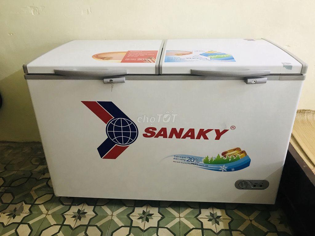Thanh lý hộ tủ đông sanaky 500l 1 ngăn đông 2 cánh - 74332731 - Chợ Tốt