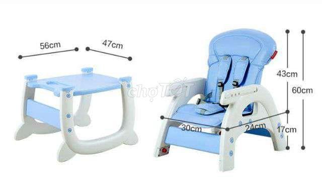 0931228818 - Bán mẫu ghế ăn đa năng cao cấp.